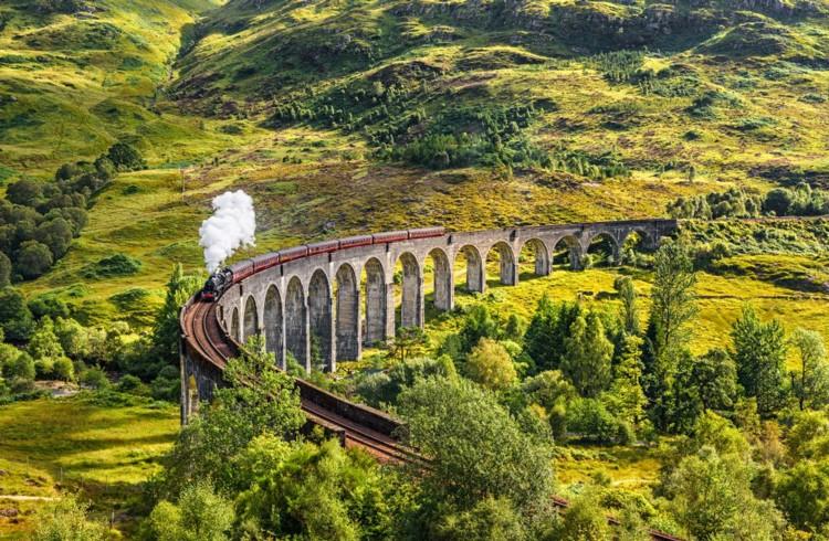 Scozia in treno 9 giorni/8 notti