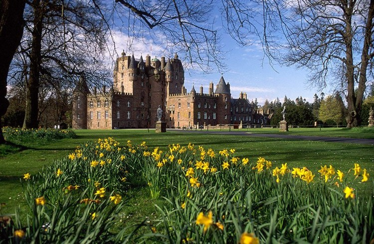 Scozia Castelli e leggende