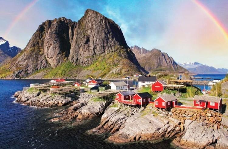 Capo Nord e Lofoten