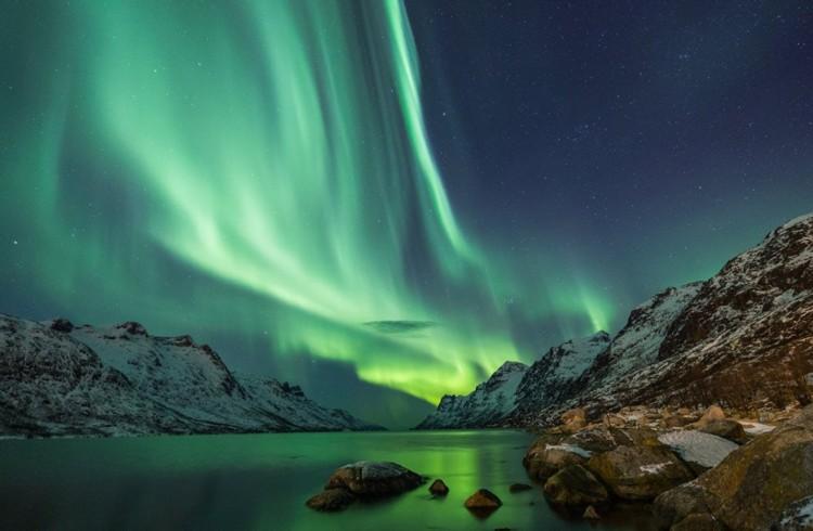 A caccia dell'Aurora boreale a Kirkenes