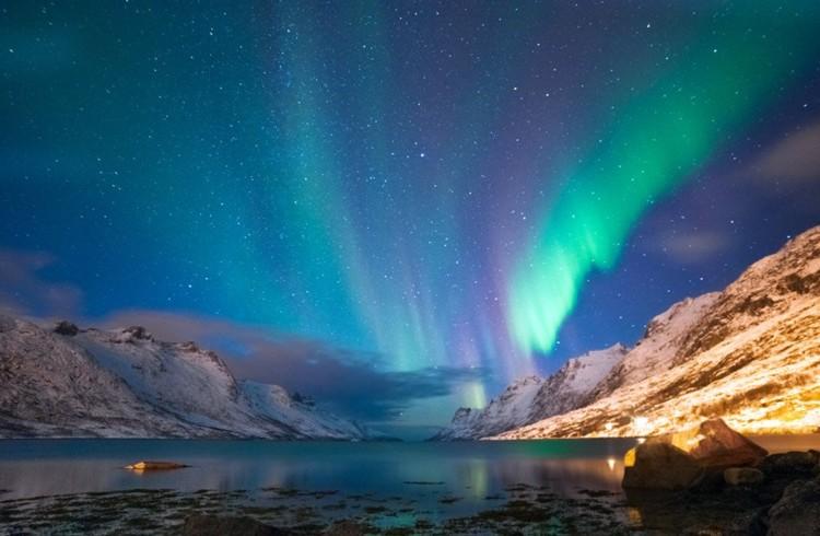 Tromsø - Aurora Boreale