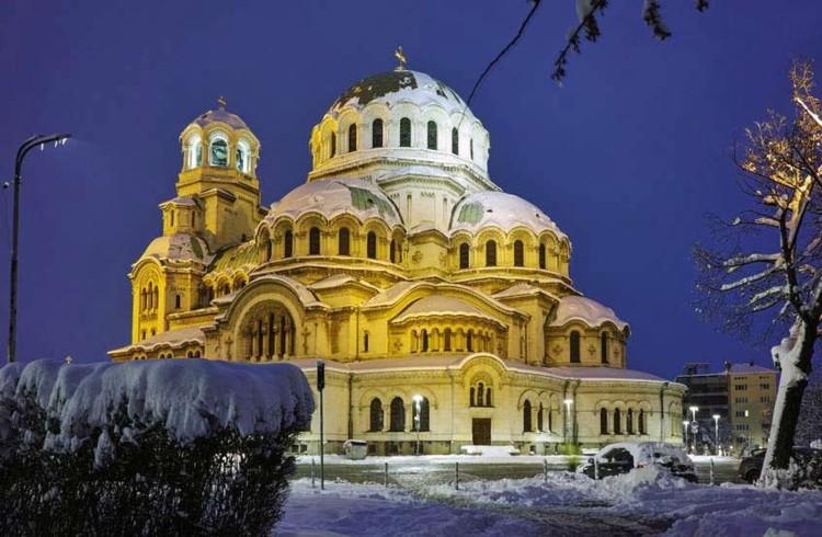 Sofia e la Bulgaria classica