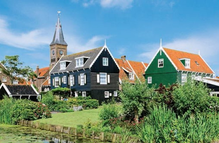 Olanda e tesori fiamminghi
