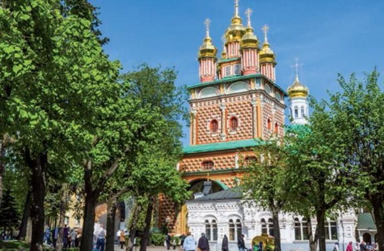 Gioielli di Russia
