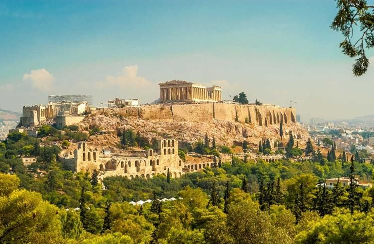 Tour della Grecia Classica e mare