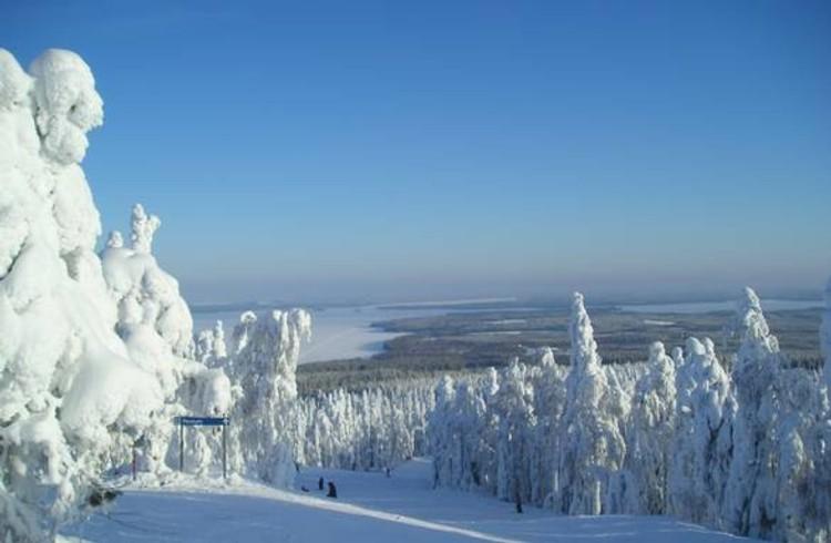 Finlandia in inverno