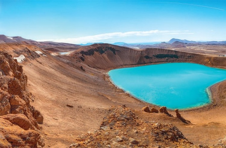 In giro per l'Islanda