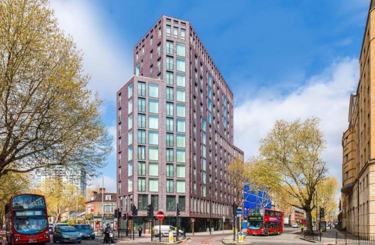 H 10 London Waterloo Hotel