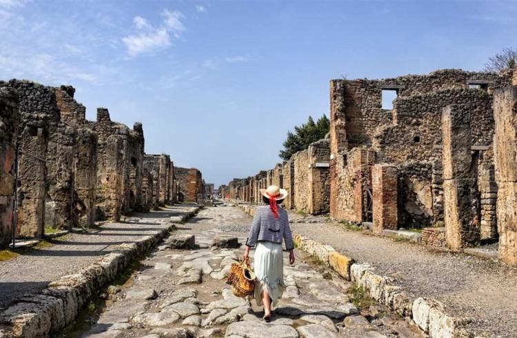 Minitour della Campania Itinerario A