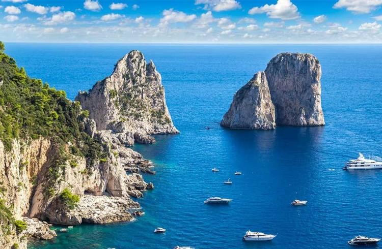 Costiera Amalfitana e Capri