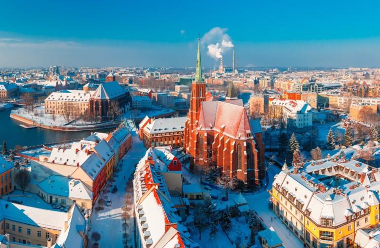 Capodanno magico in Polonia