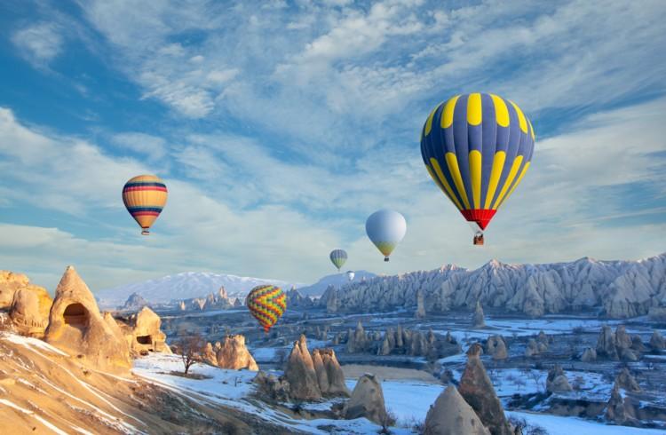 Panorami turchesi 29 dicembre