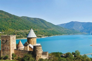 Georgia Azerbaigian Armenia