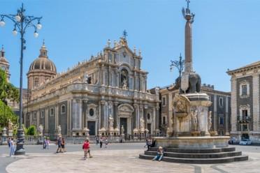 Catania e minitour di Sicilia