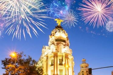 ANDALUSIA E TOLEDO Capodanno a Madrid