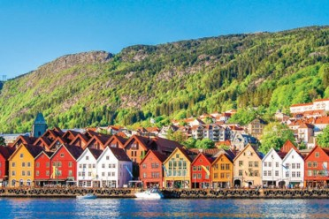 Scandinavia in treno