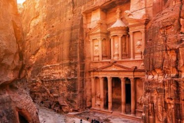 Giordania e l'antica Petra