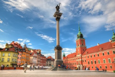 Varsavia e minitour di Polonia
