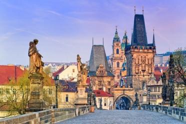 Minitour Budapest e Praga