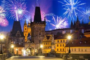 Capodanno a Praga e Vienna