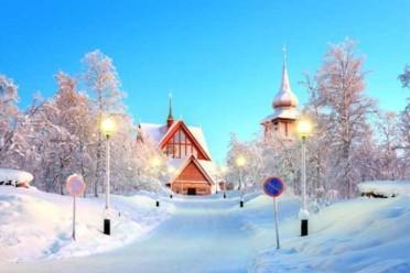 Svezia artica: Kiruna